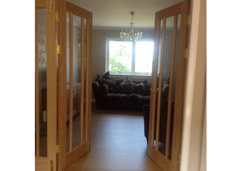 We Install All Types Of Internal Doors And Can Completely Change The Look  Of Your Property With Whatever Design You Like. We Can Even Remove Internal  Walls ...